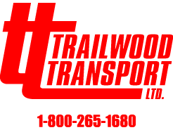 Silver Sponsor - Trailwood Transport Ltd.